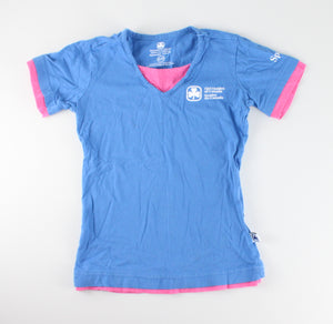GIRL GUIDES TEE SPARKS YOUTH SMALL VGUC/EUC