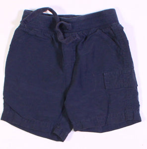 JUMPING BEANS BLUE SHORTS 0-3M VGUC