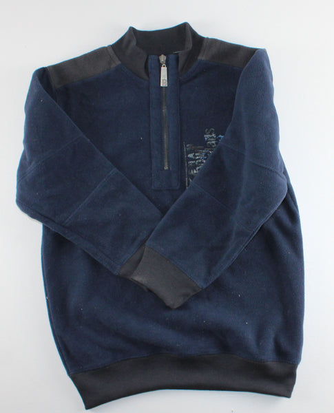 BLUMIND FLEECE SWEATER YXS EUC