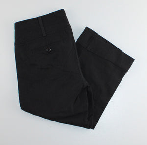 DYNAMITE BLACK CAPRI PANTS LADIES SIZE 5 EUC