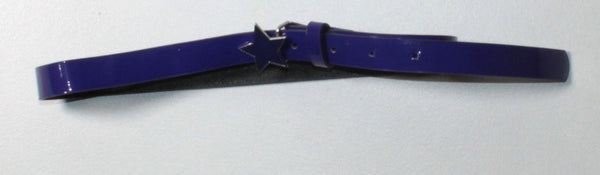 PURPLE STAR BELT EUC