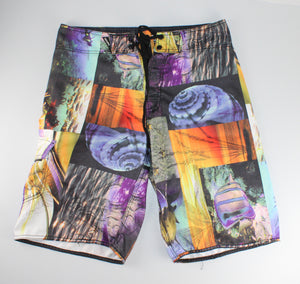 360 SURF BOARD SHORTS MENS 32 EUC