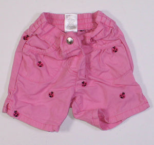 GYMBOREE SHORTS 6-12M VGUC