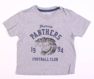 OLD NAVY GREY TEE 2T VGUC