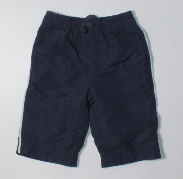 GEORGE NAVY PANTS WITH JERSEY LINING 0-3M VGUC/EUC
