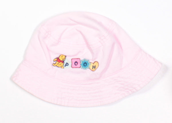 DISNEY POOH BEAR HAT APPROX 12M VGUC
