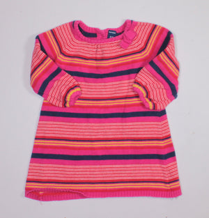 OLD NAVY SWEATER DRESS 12-18M EUC