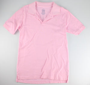 FADED GLORY PINK GOLF TEE 10-12Y EUC