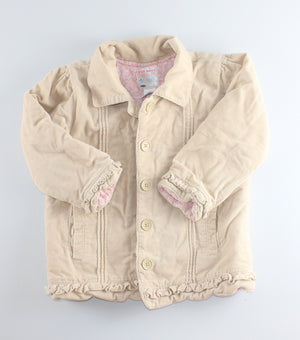 OLD NAVY CORDUROY THICK SPRING/FALL COAT 4Y VGUC/EUC