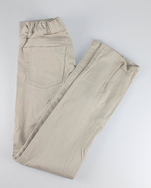 OLD NAVY REGULAR TAN PANTS 14Y VGUC/EUC