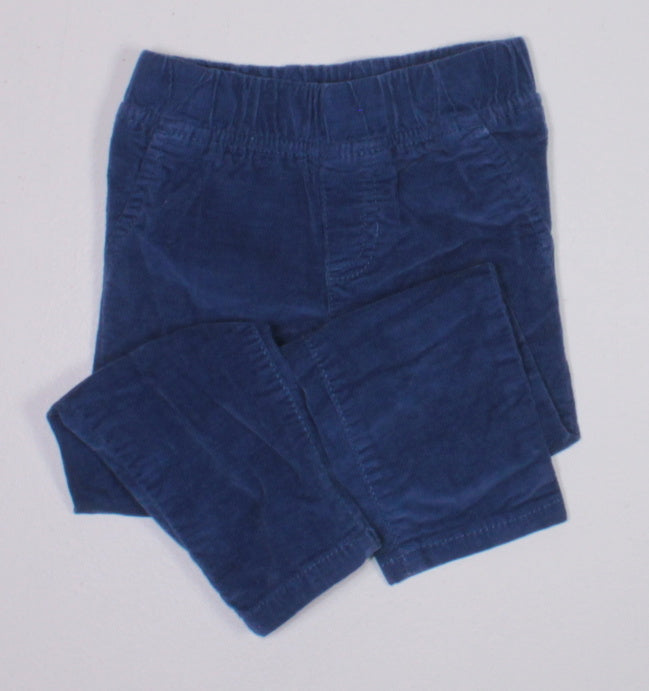 CARTERS BLUE CORDS 2YR VGUC