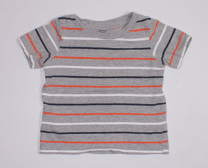 CARTERS STRIPED TEE 18M EUC