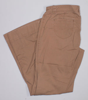 OLD NAVY TAN PANTS LADIES SIZE 8 VGUC