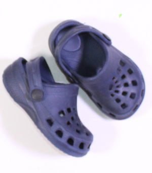 FAUX CROC SHOE TODDLER 7 VGUC
