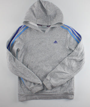 ADIDAS GREY SWEATER 11-12Y EUC