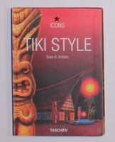 TIKI STYLE BOOK BY SVEN A. KIRSTEN