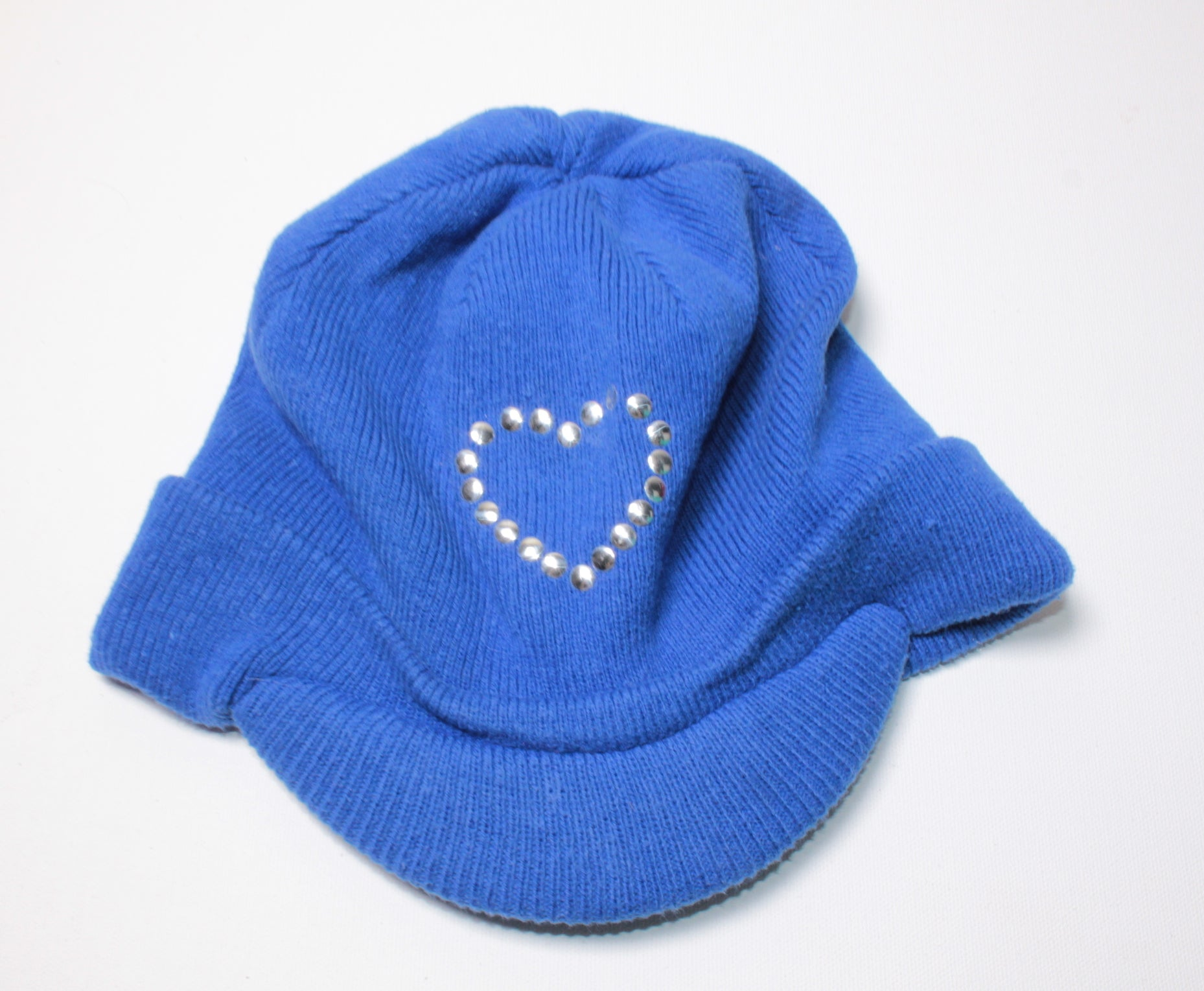 TCP BLUE BRIMMED HAT 4-6Y EUC