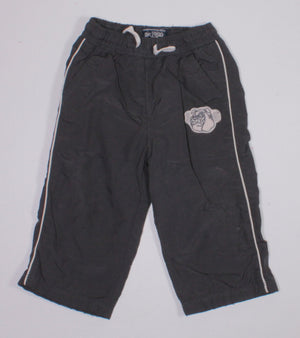 TCP SLUSH PANTS JERSEY LINED 12-18M VGUC