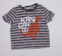 JOE FRESH KANGAROO TOP 12M-18M EUC