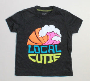 CARTERS LOCAL CUTIE TEE 3M EUC