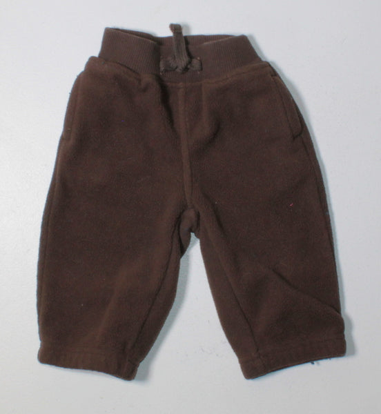 GYMBOREE FLEECE PANTS 3-6M VGUC/EUC