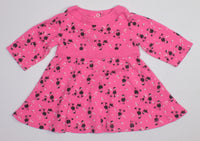 GYMBOREE POODLE DRESS/TOP 3-6M VGUC