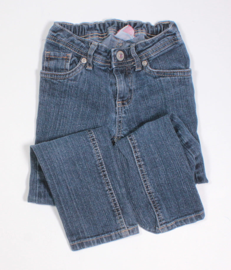 SONOMA JEANS WITH JEWELLED POCKETS 5Y VGUC