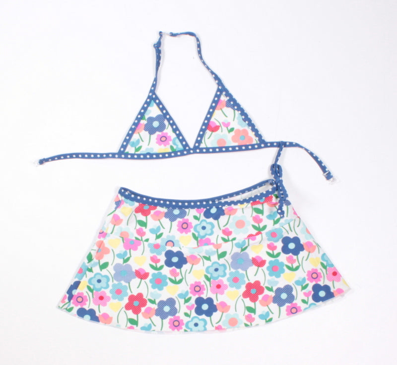 JOE FRESH SWIM SUIT (NEEDS DIAPER COVER) 1Y EUC