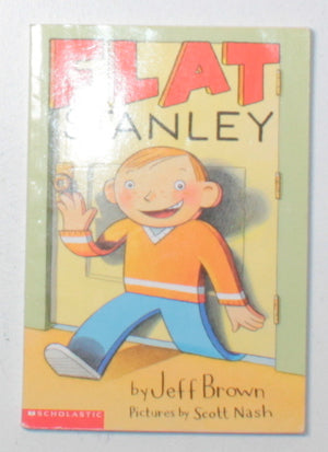 FLAT STANLEY CHAPTER BOOK VGUC/EUC