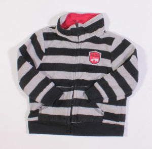 CARTERS FLEECE SWEATER 18M EUC/VGUC