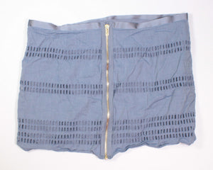 GAP BACK ZIP SKIRT LADIES SIZE 10 VGUC/EUC