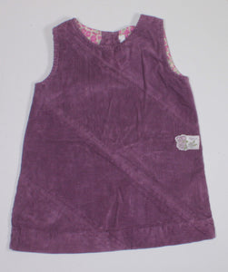 NECK N NECK CORDUROY PURPLE JUMPER 2T EUC