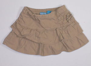 TCP TAN SKORT 3T EUC