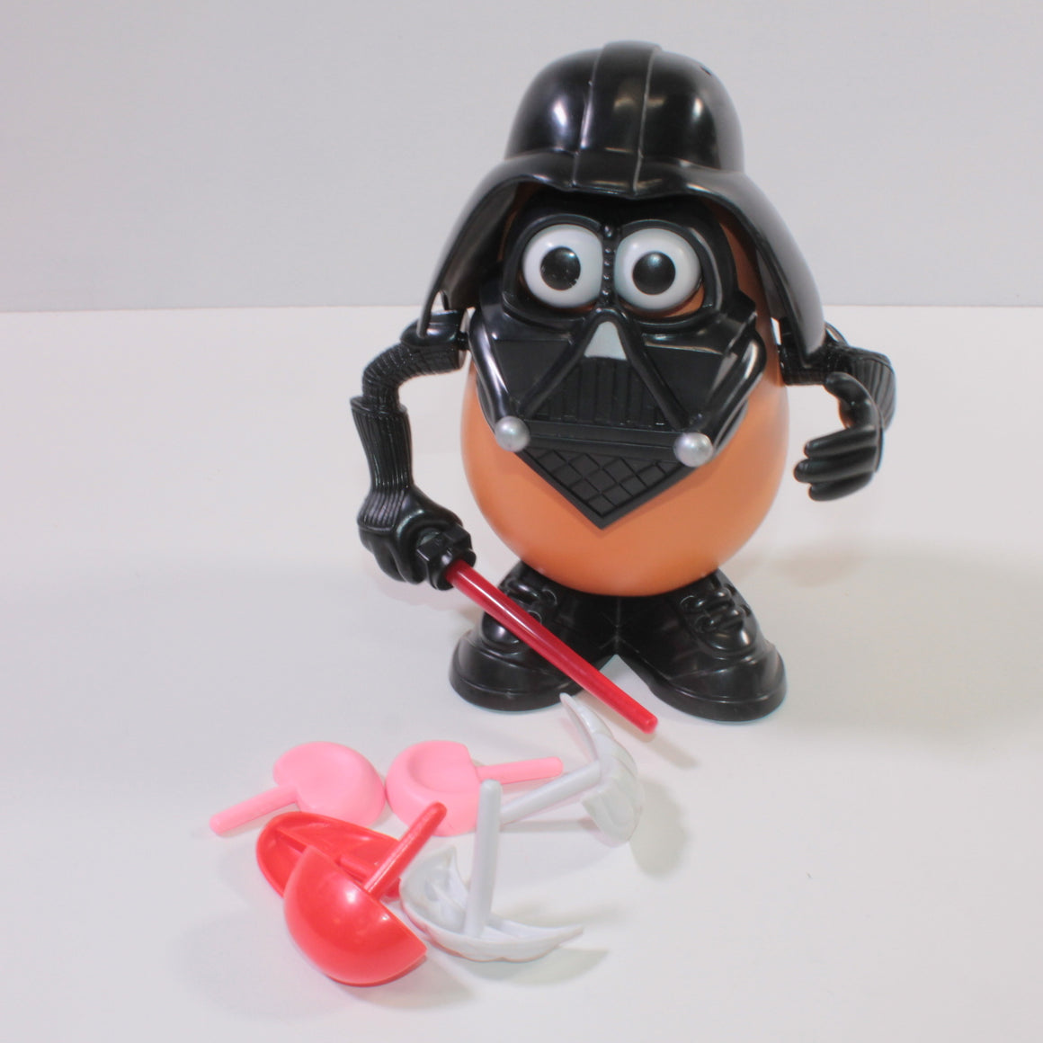 STAR WARS MR POTATO HEAD EUC