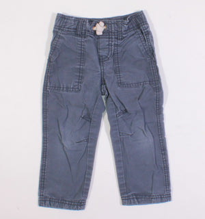 CARTERS BLUE PANTS 2T VGUC