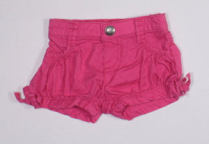 OLD NAVY PINK SHORTS 0-3M EUC