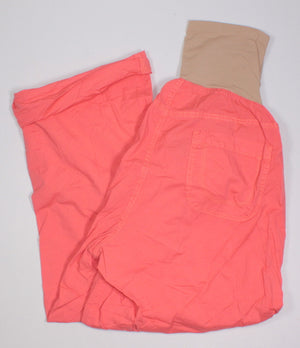 MOTHERHOOD ORANGE PANT/CAPRI 1X VGUC