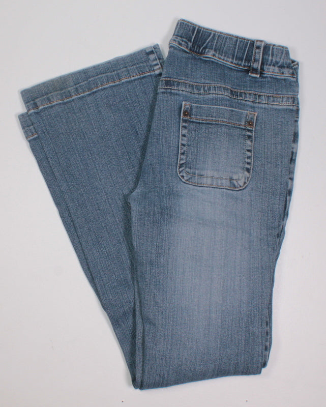 THYME MATERNITY JEANS LADIES APPROX SMALL VGUC