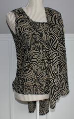 Load image into Gallery viewer, AMANDA COLLECTION 2 PIECE TOP MEDIUM EUC