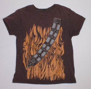 DISNEY STORE BROWN TEE 14Y VGUC/GUC