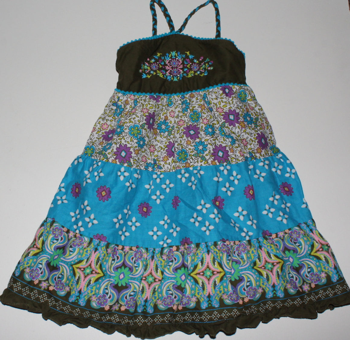 TCP SUMMER DRESS 18M EUC