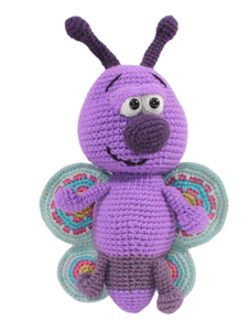 Handcrafted With Love, Crochet Stuffed Animals