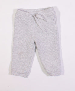 OLD NAVY QUILTED TRACK PANTS 12-18M EUC
