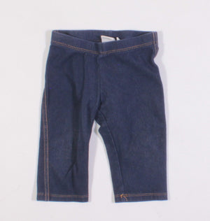 TCP CAPRI JEGGINGS 9-12M EUC