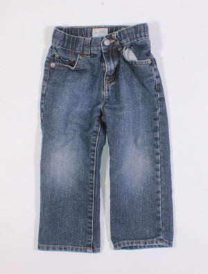 TCP STRAIGHT LEG JEANS 2T GUC