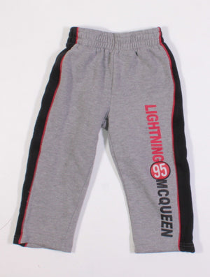 DISNEY CARS TRACK PANTS 2Y VGUC