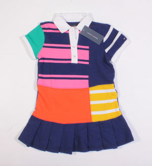 TOMMY HILFIGER DRESS 4Y NEW!