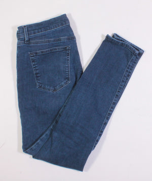 GAP DARK WASH JEGGINGS JEANS LADIES SIZE 28 EUC