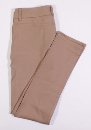 PARASUCO TAN STRETCH PANTS LADIES MEDIUM EUC
