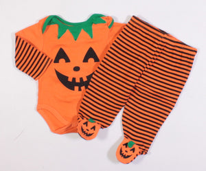 BUSTER BROWN HALLOWEEN OUTFIT 3-6M EUC